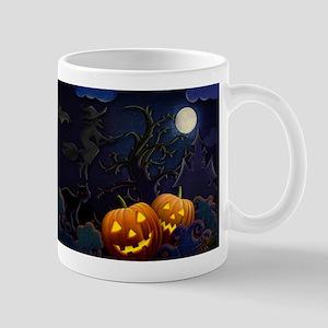 Halloween Spooks Mugs