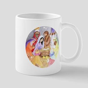 Christmas Nativity mug