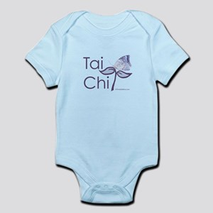 Tai Chi Butterfly 2 Infant Bodysuit