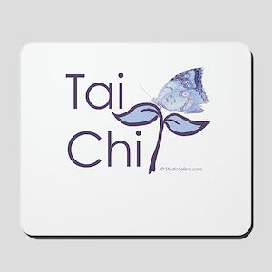Tai Chi Butterfly 2 Mousepad