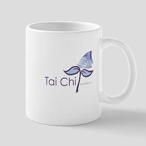 Tai Chi Butterfly Mug
