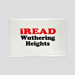 Wuthering Heights Rectangle Magnet