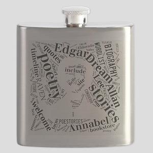 Poe Poetry Word Cloud Flask