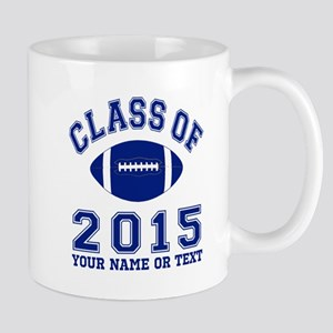Class Of 2015 Football Mugs