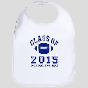 Class Of 2015 Football Bib