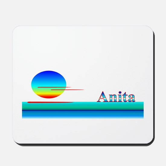 Anita Mousepad