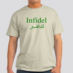 Infidel (Light T-Shirt)