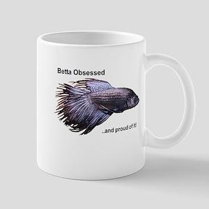 Betta Obsessed Mug