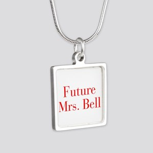 Future Mrs Bell-bod red Necklaces