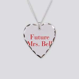 Future Mrs Bell-bod red Necklace