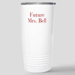 Future Mrs Bell-bod red Travel Mug