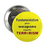 Fundamental Terror Button (100 pk)