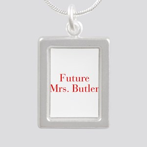 Future Mrs Butler-bod red Necklaces