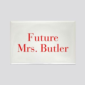 Future Mrs Butler-bod red Magnets