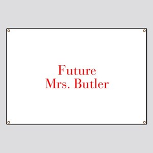 Future Mrs Butler-bod red Banner