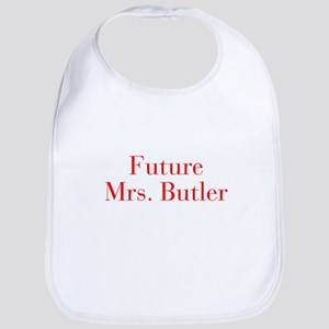 Future Mrs Butler-bod red Bib