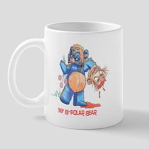 My Bi-Polar Bear Mug