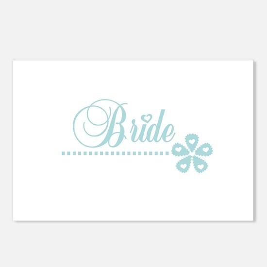 Bride Elegance Postcards (Package of 8)
