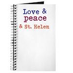 St. Helen Love & Peace Journal