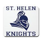 St. Helen Knights Mousepad