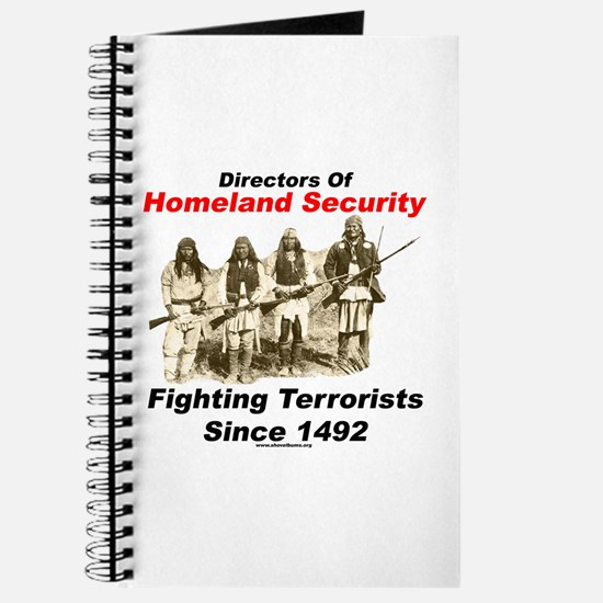 Fighting Terrorism Since 1492 - Apache Journal