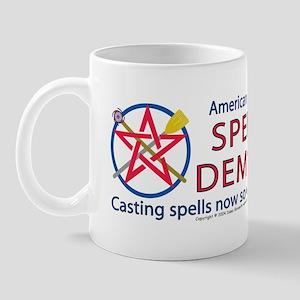 Spells for Democracy! Mug