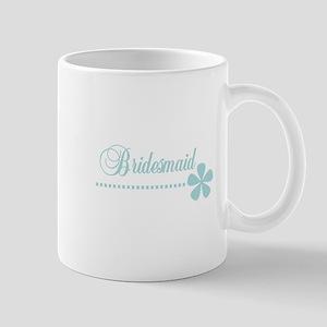 Bridesmaid Elegance Mug