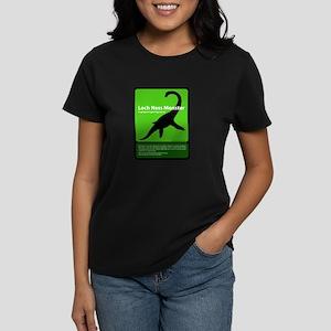 Loch Ness Monster Women's Dark T-Shirt