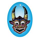 Weird Mask Ornament