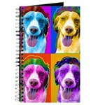 Brittany Spaniel Journal