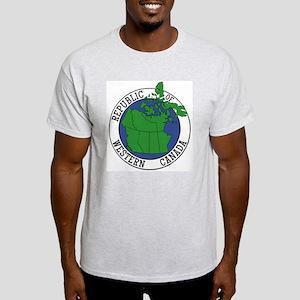 Republic of Western Canada T-Shirt