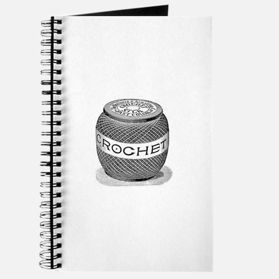 Crochet - Vintage Crochet Sil Journal