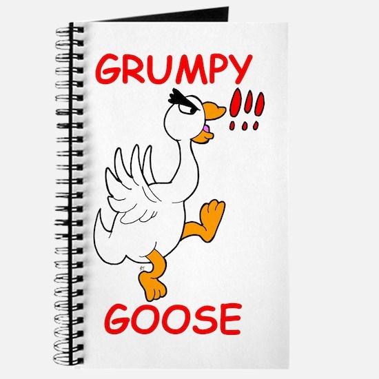Grumpy Goose Journal