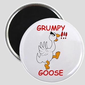 Grumpy Goose Magnet