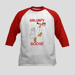 Grumpy Goose Kids Baseball Jersey