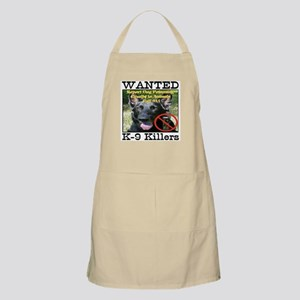 Wanted K-9 Killers Apron