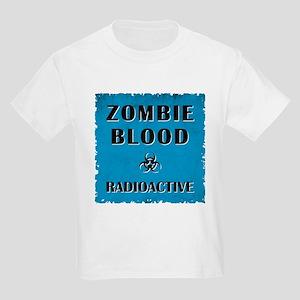 ZOMBIE BLOOD Kids Light T-Shirt