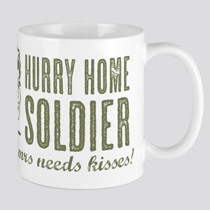 Hurry Home Soldier Mugs