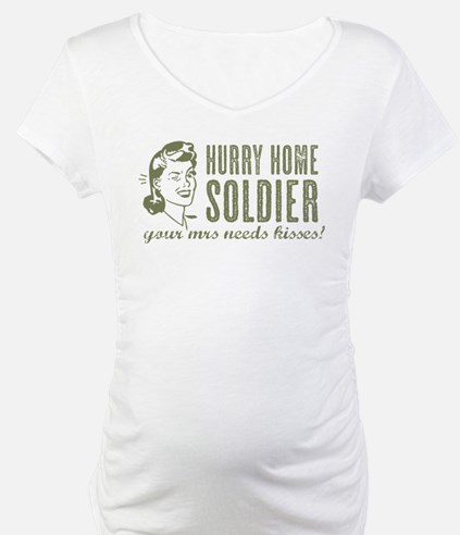 Hurry Home Soldier Shirt