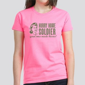 Hurry Home Soldier T-Shirt