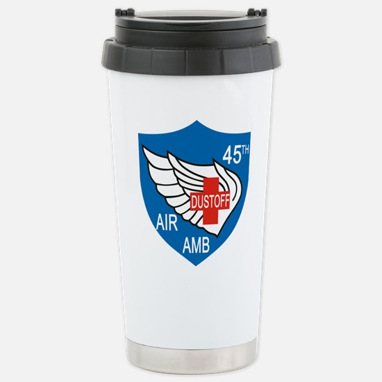 45th Medical Dustoff Pa Stainless Steel Travel Mug