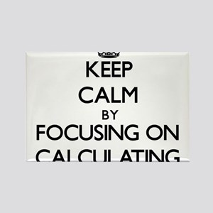 Keep Calm by focusing on Calculating Magnets