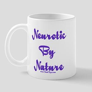 Neurotic By Nature Mug