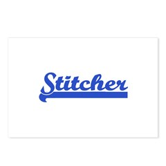 Stitcher - Sewing, knitting, Postcards (Package o