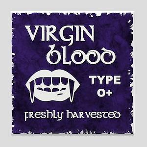 VIRGIN BLOOD Tile Coaster