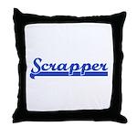 Scrapbooking - Srapper Throw Pillow
