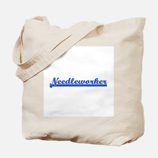 Needleworker Tote Bag