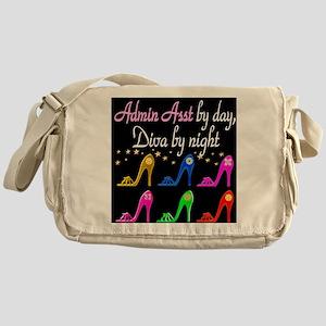 ADMIN ASST Messenger Bag
