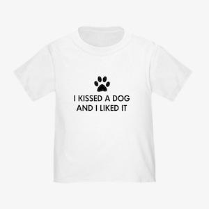 I kissed a dog and I liked i T-Shirt