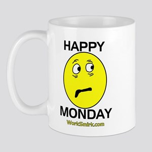 Happy Monday 01 Mug